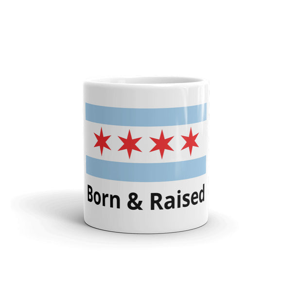 Coffee Mug - Born & Raised