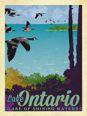 Lake Ontario Print No. [044]