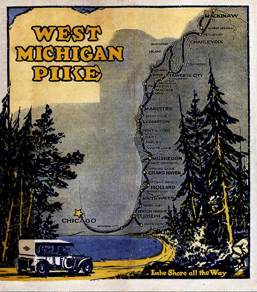 West Michigan Pike Brochure