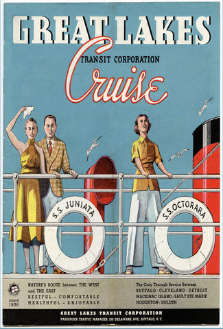 Great Lakes Transit Corporation, 1936