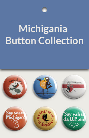 Michigania Button Collection