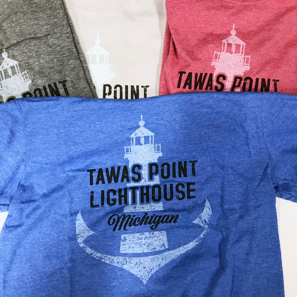 Tawas Point T-shirt - Anchor