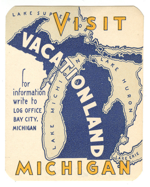 Visit Michigan - Vacationland