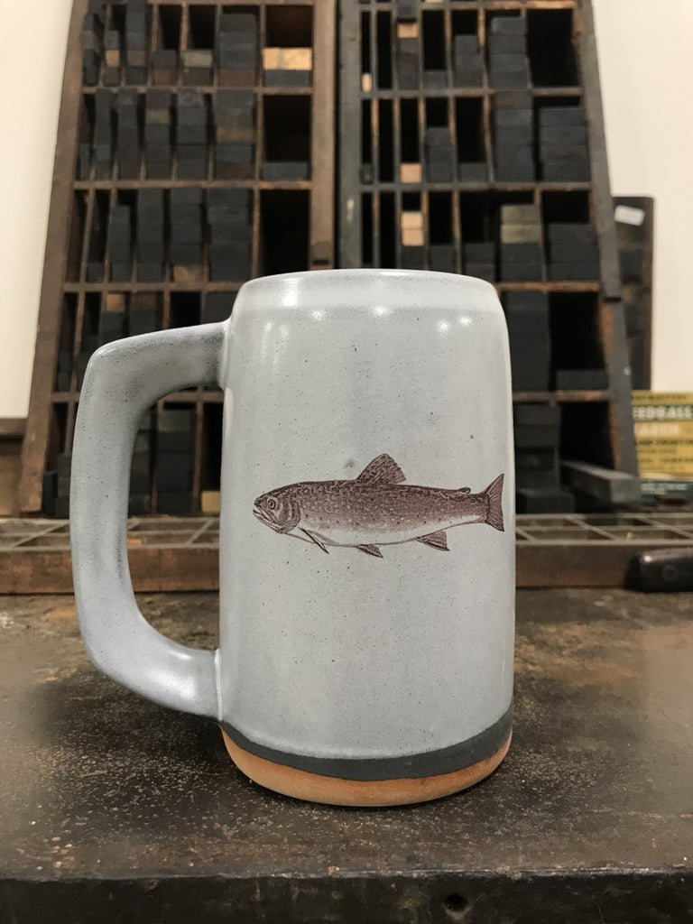 Brook Trout Stein