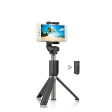 Load image into Gallery viewer, Mini Extendable Folding Tripod Bluetooth Selfie Sticks