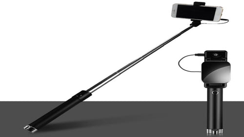 Wired Selfie Stick Handheld Selfie Stick Creative for Smartphone