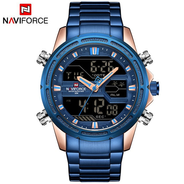 Reloj Naviforce blue