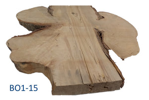 Birch Wood Burl BO1-15