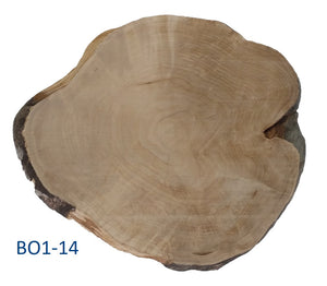 Birch Wood Burl BO1-14
