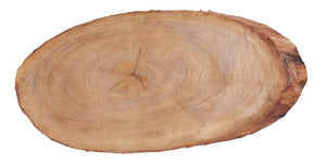 Cotton Wood Oval Slab