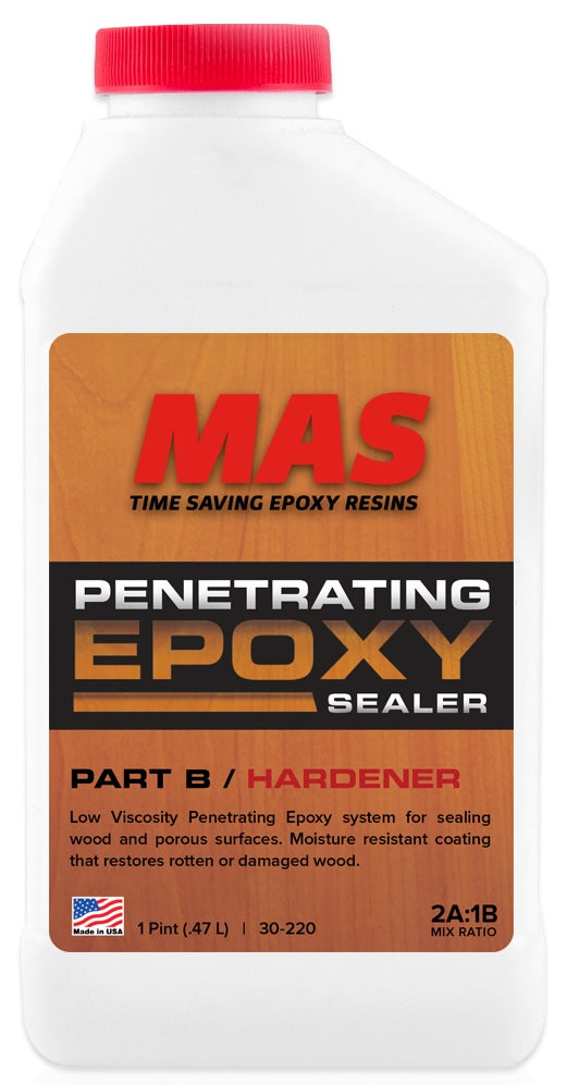 MAS Penetrating Epoxy Sealer