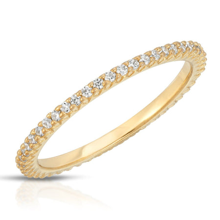 CZ Stackable Ring 5 ring-stackable