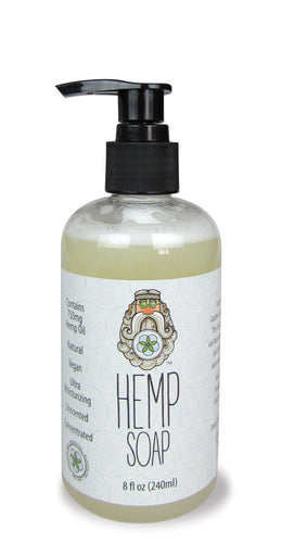 WS KC-103 Hemp Concentrated Liquid Soap