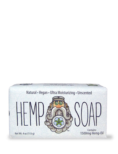 WS KC-104 Hemp Bar Soap