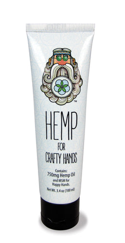 Hemp For Crafty Hands Tube