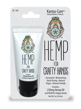 Load image into Gallery viewer, WS KC-109 Hemp For Crafty Hands 1 oz Tube