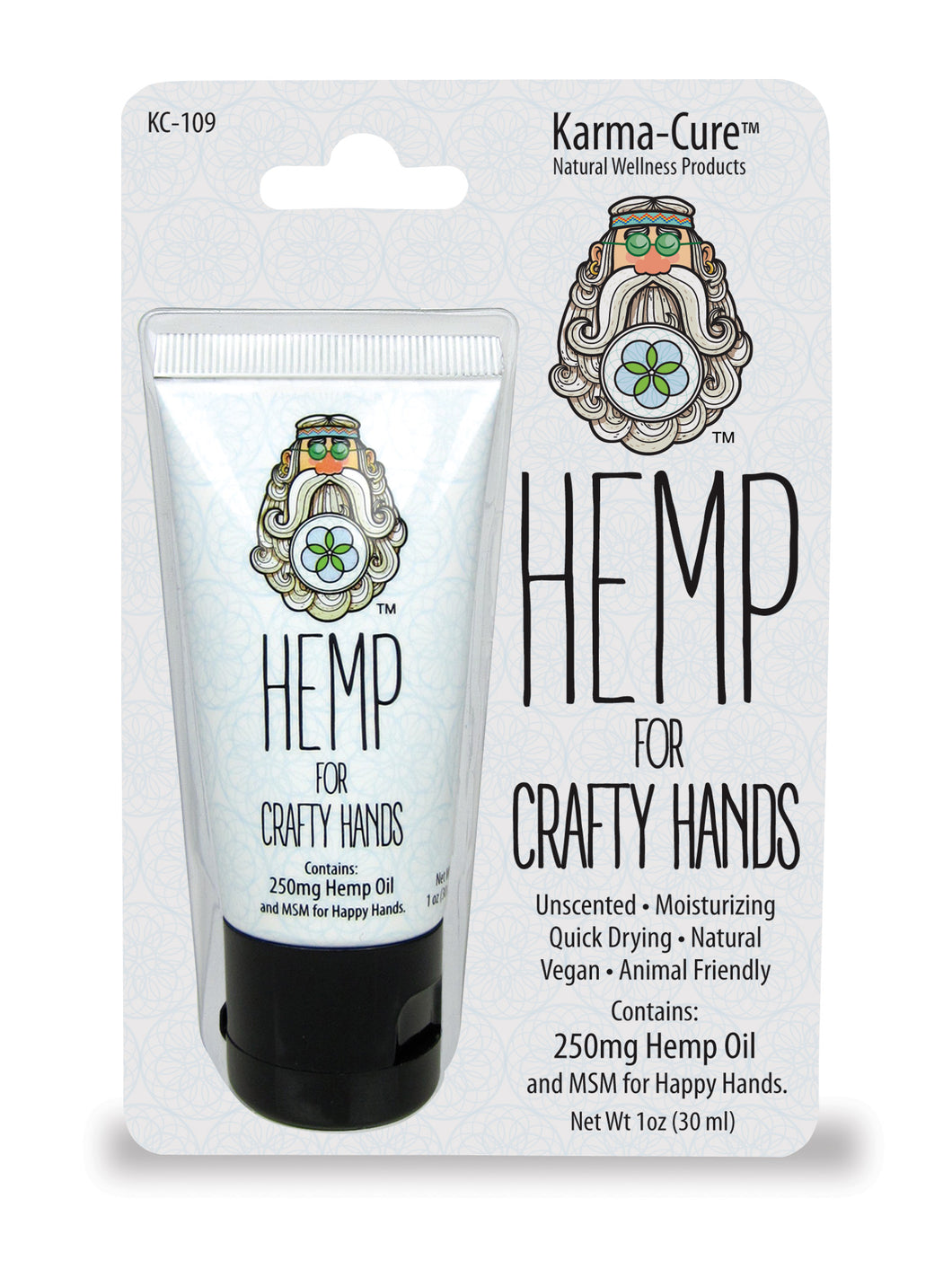 Hemp For Crafty Hands 1 oz Tube
