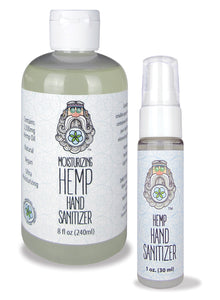Hemp Hand Sanitizer Refill Combo Pack