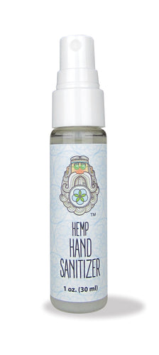 Hemp Hand Sanitizer