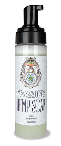 Foaming Hemp Soap
