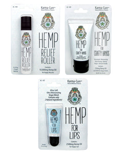 Hemp On The Go Bundle