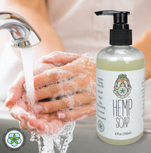 Load image into Gallery viewer, Hemp Concentrated Liquid Soap
