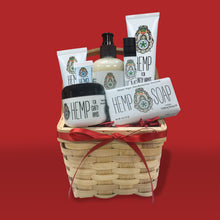 Load image into Gallery viewer, Hemp Gift Basket