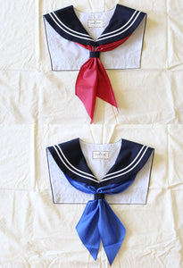 CLASSIC Sailor Collar Blue or Red