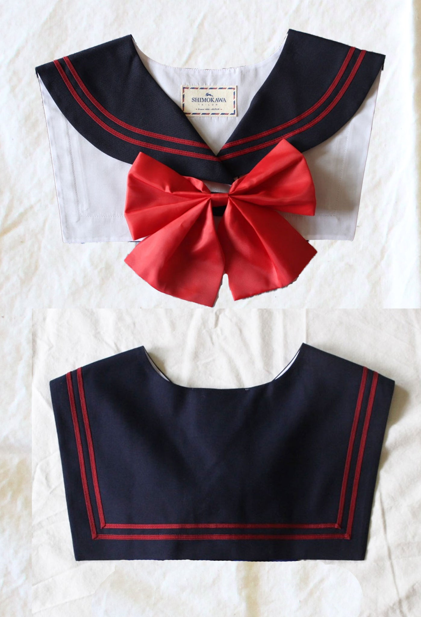 Sailor Collar Sailor Moon High School Uniform Inspired