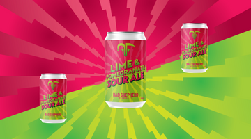 It's zingy, it's zesty, it's new!
