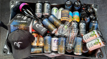 Win a trolley full of beer!
