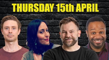 Comedy Night - Thursday 15th April