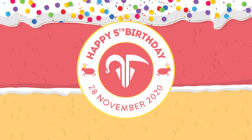 5th Birthday BBQ - Saturday 28th November