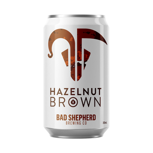 Bad Shepherd Hazelnut Brown Ale