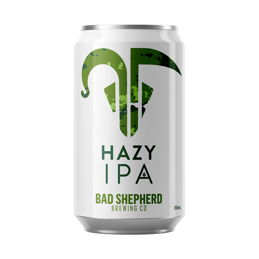 Bad Shepherd Hazy IPA