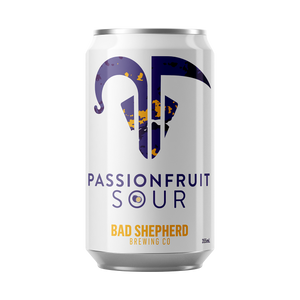 Bad Shepherd Passionfruit Sour