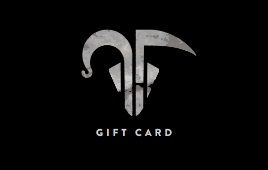 Gift Card (Online Shop Only)