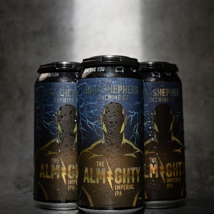 The Almighty Imperial IPA