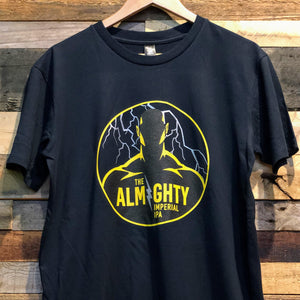The Almighty 2020 T-Shirt (Unisex, Navy)