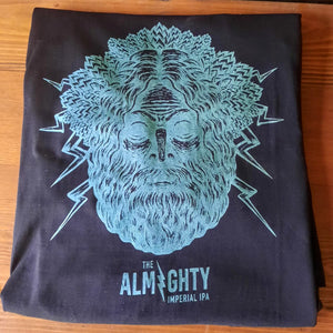 The Almighty 2019 T-Shirt Black (Unisex)