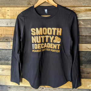 Peanut Butter Porter Long-sleeve T-Shirt