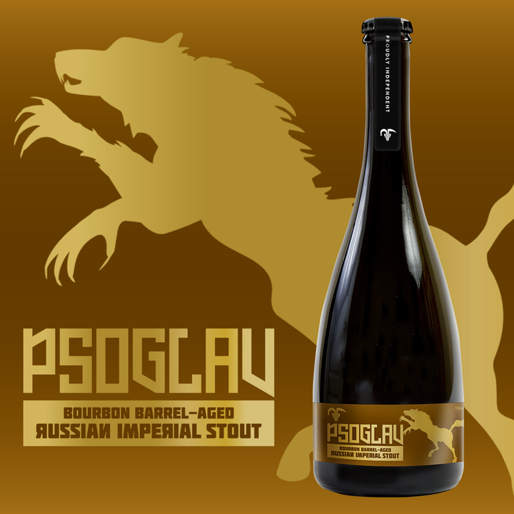 PSOGLAV Russian Imperial Stout