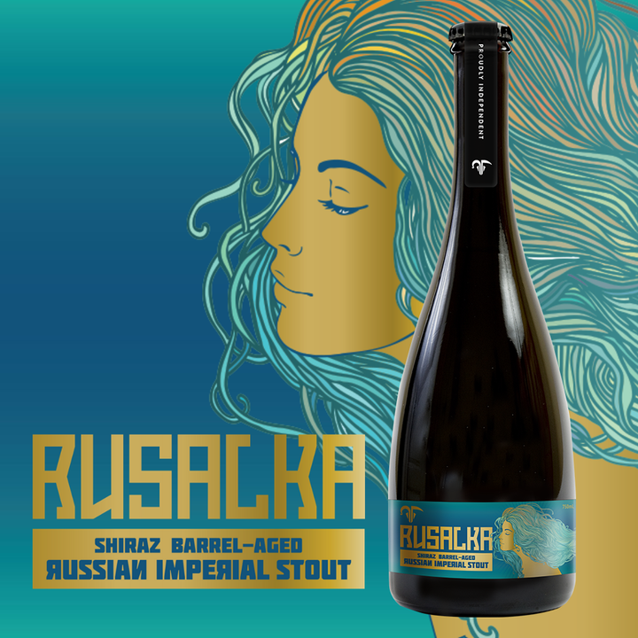 RUSALKA Russian Imperial Stout (Restock 14th August)