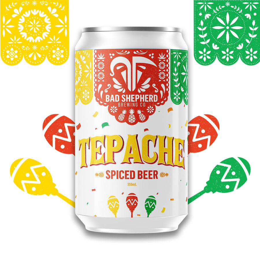 CASE SPECIAL: Tepache Spiced Beer