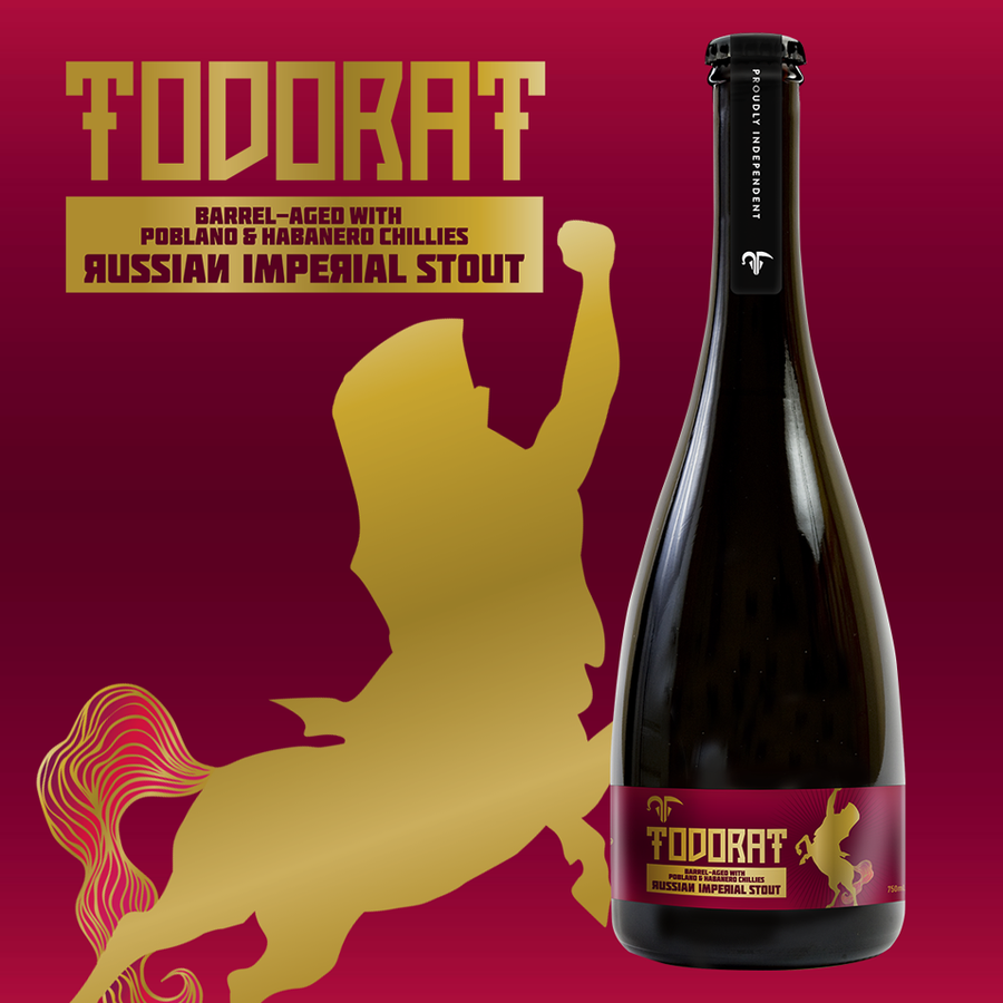 TODORAT Russian Imperial Stout