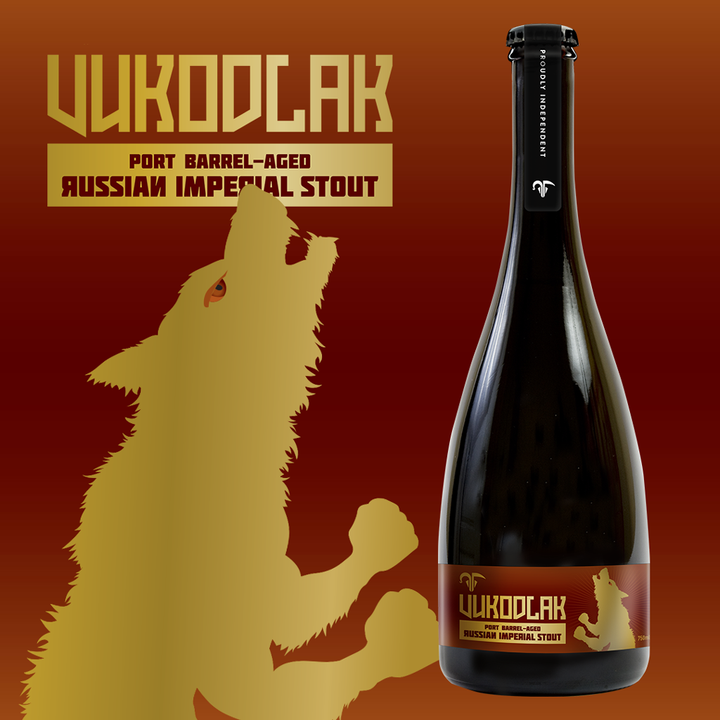 VUKODLAK Russian Imperial Stout (Restock 14th August)