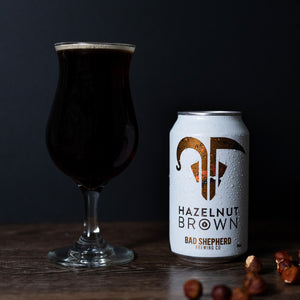 Hazelnut Brown Ale