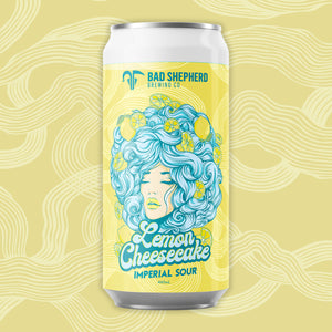 Lemon Cheesecake Imperial Sour