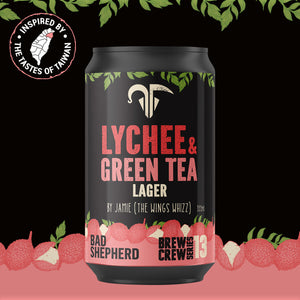 CASE SPECIAL: Lychee & Green Tea Lager
