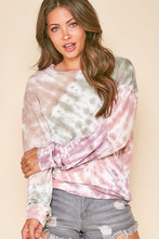 Load image into Gallery viewer, Tie Dye Long Sleeve Shirt